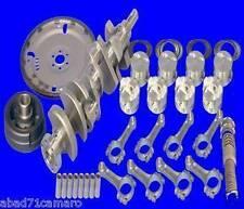 Eagle Sbc  Stroker Kit 383 Balanced Rotating Assembly  1pc Rear Main Seal  .30