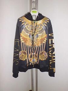 Versace Jeans Couture  Felpa con Cappuccio Sweat Size S Originale
