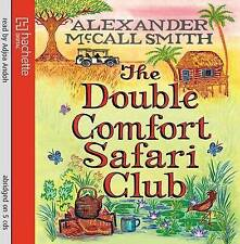 The Double Comfort Safari Club - Alexander McCall Smith - CD Audiobook - New