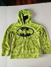 Long Sleeve Coat - Size 8 - Color Light Green - DC Comics - Batman