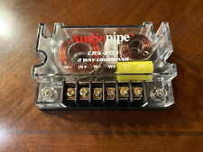 Audio Pipe Crx-203 300W 2-Way Crossover New but Opened - Free Shipping!