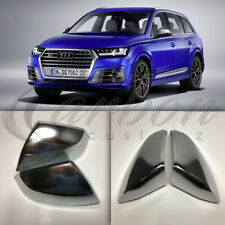 New Audi Q7/SQ7 (4M) Polished Aluminium Replacement Mirror Covers 2016-2017
