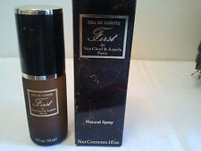 Vintage FIRST De Van Cleef & Arpels 30ml EDT Spray NIB RARE , Hard To Find