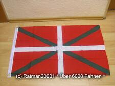 Fahnen Flagge Spanien Baskenland - 60 x 90 cm