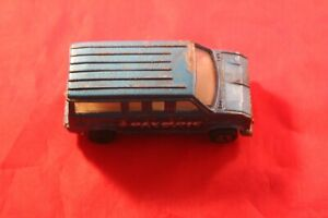 Polfi Toys Made IN Greece  Minibus olympic airways ford rare