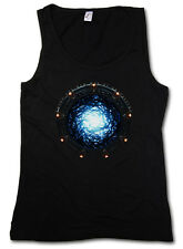 STARGATE PORTAL TANK TOP WOMAN Movie SG-1 Atlantis TV Series Infinity Stargate
