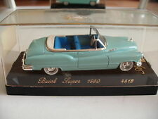 Solido Buick Super 1950 in Light Blue on 1:43 in Box