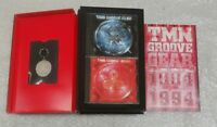 TMN Groove Gear 1984 - 1994 Deluxe Boxset (CDs, T-Shirt, VHS, Keyring +more)