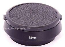 Nikkor Pancake 1.8/50 Nikkor 1:1 .4 F = 50mm Nikkor 28mm Fit 52mm Metall Gegenlichtblende