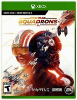 Star Wars Squadrons (Xbox One / Series X) BRAND NEW FACTORY SEALED Free Shipping