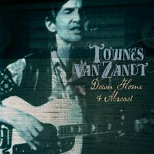 Townes Van Zandt Down Home And Abroad Live 2-CD NEW SEALED