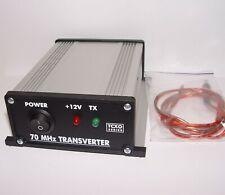 70 to 28 MHz TCXO SERIES ASSEMBLED TRANSVERTER 4meters 4m 70mhz