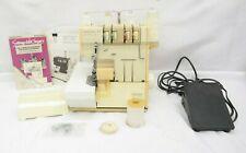 Hobbylock Model 794 Sewing Machine Pfaff West Germany TF