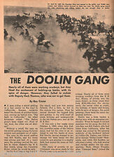 The Doolin Gang & Opening Of The Cherokee Strip