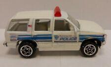 Rochester Ny Police Matchbox '97 Chevy Tahoe 1:64 CUSTOM Diecast 101519DBT2