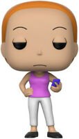 FUNKO POP! ANIMATION: Rick and Morty S3 - Summer [New Toys] Vinyl Figure