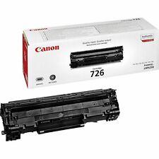 Canon 726 Toner cartridge, Black