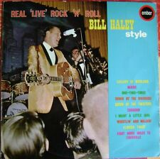 Bill Haley - Real Live Rock'n'roll Bill Haley Style