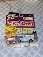 1933 WILLYS PANEL VAN Johnny  Lightning '02 MONOPOLY Connecticut Ave. CHASE
