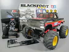 Tamiya 1/10 RC Ford Blackfoot Truck 2016 model +FlySky 2.4Ghz +ESC+Upgrade Motor