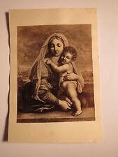 Leonardo da Vinci - Madonna - Pitti - Florenz - Kunstbild / CDV