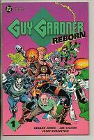 DC Comics Guy Gardner Reborn #1 1992 Squarebound Prestige Format VF