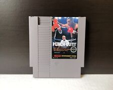 Mike Tyson's Punch Out - NES - Authentic - Tested