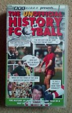 BBC Video Presents The Unofficial History Of Football VHS Video