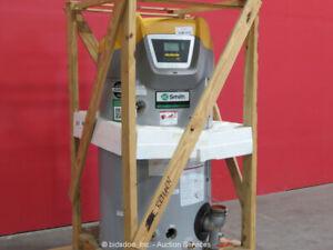 A.O. Smith Cyclone Mxi Natural Gas Commercial Water Heater 120K BTU/HR bidadoo