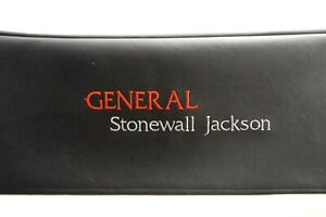 Ranger General Stonewall Jackson With Rack Handles CB Radio Dust Cover