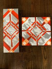Hermes Holiday Christmas Designer Gift Box 10x10� and 15x5� 100% Authentic!