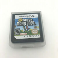 Super Mario Bros. Game Cartridge Card For Nintendo 3DS 2DS DSI DS XL Lite US New