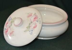 THE BOOTS COMPANY Round Trinket Box - FLORAL Design