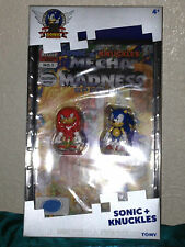 Tomy Sonic The Hedgehog & Knuckles 25th Anniversary Comic Pack Action Figures