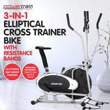 PowerTrain 3-in1 Elliptical Bike - Silver