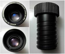 Obiettivo proiettori diapositive Zeiss Ikon Talon 1:2,8/90 MC West Germany Leica