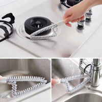 Window Groove Gap Cleaning Brush Multipurpose Cooker Nook Crevice Cleaner Tool