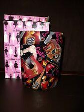Enesco Nicole Miller Barbie Decovase Ellipse Vase! 1995