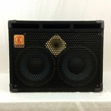 Eden D210MBX Bass Speaker Cabinet/Wedge Monitor 4 Ohm