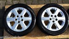 Satz Aluräder Sommerräder Opel GM 6 x 16 ET-49 Bj.02   205 50 16 87V