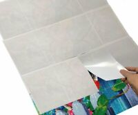 15 Sheets Diamond Painting Cover Replacement Paper 4 x 6 inch