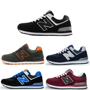 New Balance 574 Uomo Scarpe da donna Leisure Sea Escape Sneaker Shoes hot 36-46