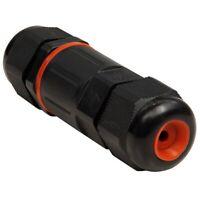 Kabelverbinder Verbinder LxØ 78x26mm - IP68 - wasserdicht - 230V - 3-polig