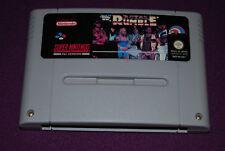 WWF ROYAL RUMBLE - Sculptured Software/LJN - Jeu Catch Super Nintendo SNES FAH