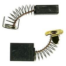 Balais Charbon Moteur Charbon Charbon plumes charbon adapté pour Metabo 6,3 x 12,5 x 19 mm