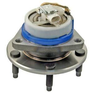 Wheel Bearing and Hub Assembly Rear ACDelco 512153