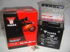 BATTERIA YUASA ORIGINALE YTX7L-BS 12V/6AH Cod. 06.50690
