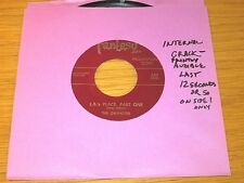 """INSTRUMENTAL 45 RPM - THE GAYNOTES - FANTASY 569 - """"L.B'S PLACE """" PARTS ONE/TWO"""