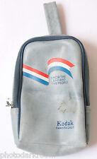 Kodak Case Know The Land The People 1976 Vinyl Demin Print Patriotic USED E15E