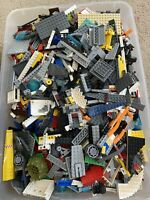 TWO POUNDS OR MORE of Lego Bulk Lbs Mixed PARTS, STAR WARS, CITY, FRIENDS, ETC